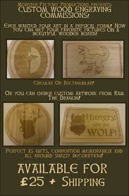 laser engraved wooden wall art commission price sheet  on customized wooden wall art with laser engraved wooden wall art commission price sheet by pilli10