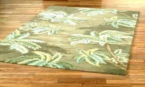 banana leaf rug area rugs cool tropical medium size of palm green woven print leaves