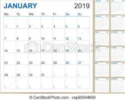 12 Week Calendar Template English Calendar 2019