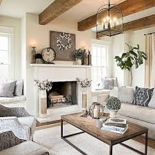 cozy modern living room with fireplace. 14 Cozy Modern Rustic Living Room Decor Ideas With Fireplace I