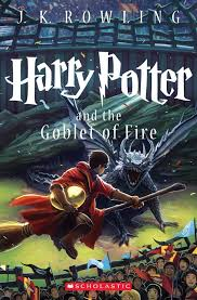 new harry potter and the goblet of fire cover revealed