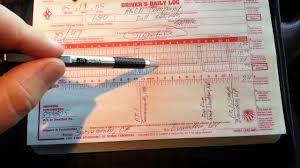 Truck Log Book For Sale How To Fill Out A Truck Driver Log Book New And Updated Video