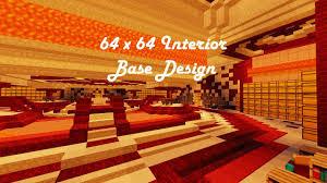 Factions Base Design Schematic 64x64 Factions Base Tour Minecraft Faction Interior Design Ep 9 W Download