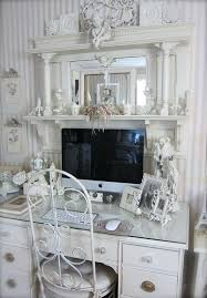 shabby chic office ideas. Shabby Chic Office Decor Perfect Home I Now Have Decorating Ideas \