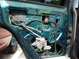 door lock actuator mod overhaul jeep cherokee forum connecting manual switch to lock on the latch is long and straight enough to not have to be so perfect on the placement of the new actuator rear door