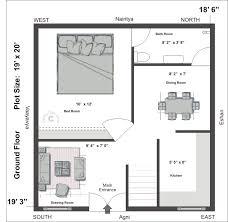 house plans per vastu south facing