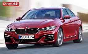 bmw new car releaseNextgeneration BMW G20 3 Series gets an evolutionary rendering