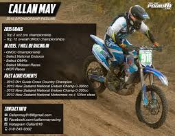 Motocross Sponsor Resume Free Resume Example And Writing Download