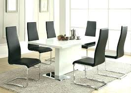 expandable glass dining table extendable 8 chairs black and round dining table set for 6 singapore