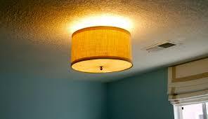 diy ceiling lamp cover