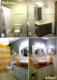 cheap bathroom makeover. best of curbly: top ten bathroom makeovers 2011! cheap makeover a