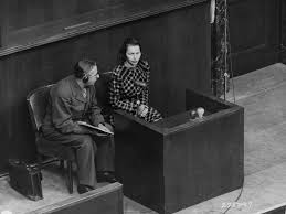 online exhibition united states holocaust memorial museum vladislava karolewska a victim of medical experiments who appeared as a prosecution witness at