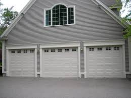 almond garage doorChi Residential Garage Doors Examples Ideas  Pictures  megarct