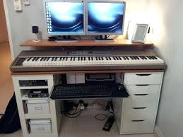 computer desk with keyboard tray ikea computer desk with keyboard tray best desk ideas images on