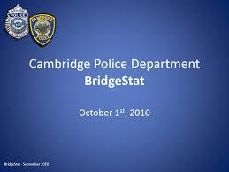 Police Department 2010 Cambridge Crime Annual Report YqSqad