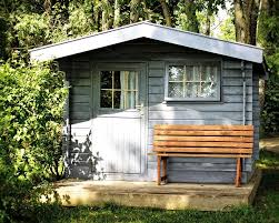 setting up electricity in a garden shed