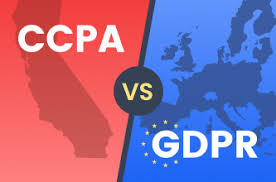 Ccpa Vs Gdpr Infographic Termly