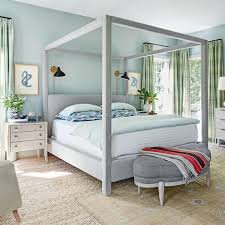 The Goodbye Blank Slate Modern Bedroom Makeover Southern Living