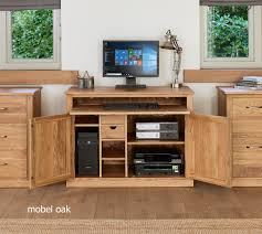 oak hidden home office. Mobel Oak Hidden Home Office S