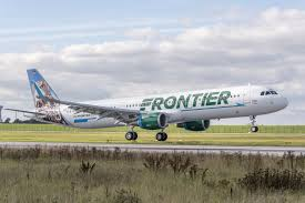Frontier Airbus A320 Seating Chart Frontier Airlines Takes Delivery Of Its First A321