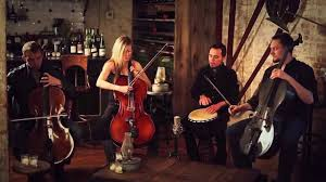 <b>Саундтрек Game of</b> Thrones на виолончелях, очень красиво ...
