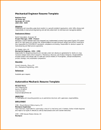 50 Lovely Mechanical Engineering Resume Templates Resume