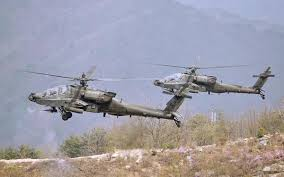 Tata Boeing Begins Delivery Of Apache Helicopter Fuselage The Hindu