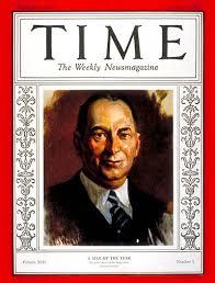 TIME Magazine Cover: Walter P. Chrysler, Man of the Year - Jan. 7, 1929 -  Walter P. Chrysler - Person of the Year - Cars - Finance - Automotive  Industry - Transportation