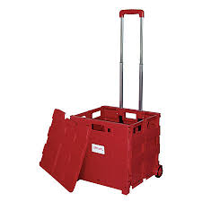 office rolling cart. Office Depot Brand Mobile Folding Cart Rolling D