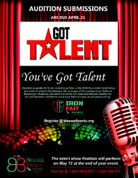 Talent Show Flyer Design Entry 26 By Narayaniraniroy For Design A Flyer Talent