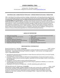 Accounting Resumes Samples Interesting Top Finance Resume Templates Samples