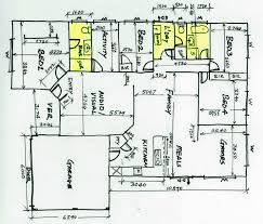 draw floor plans. Hand Sketched Floor Plan Draw Plans A