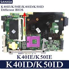 <b>KEFU K40IN K50IN</b> Laptop <b>motherboard</b> for ASUS <b>K40IN K50IN</b> ...