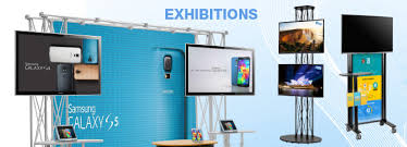 Commercial Tv Display Stands Fascinating TV Stands Digital Signage