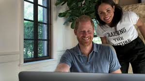 L'ex attrice di suits, meghan markle. Trailer For Prince Harry And Oprah Winfrey S Mental Health Series Released