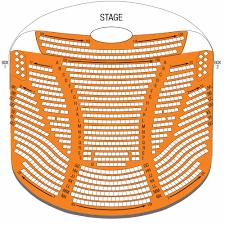 Broward Center Seating Chart Florida Grand Opera