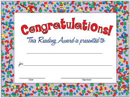 Famous Congratulations Award Template Ornament - How To Write A ...