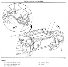 2006 Chevy Silverado Blower Motor Diagram