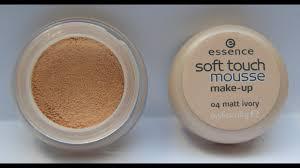 base essence soft touch mousse