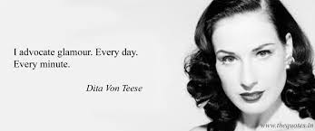 Dita Von Teese Quotes Beauteous Dita Von Teese Quotes Quotes