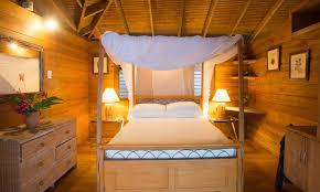 Rainforest Bedroom Rainforest Our Retreats Castara Retreats
