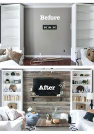how to decorate around your flat screen television image of small entertainment centers with fireplace for