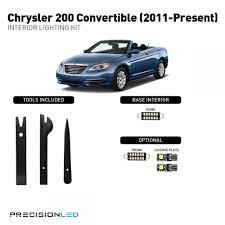 2015 chrysler 200 convertible. chrysler 200 convertible premium led interior lighting package 2015 2014 2013 2012
