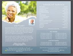 free funeral program templates fresh free funeral program template download best sample excellent