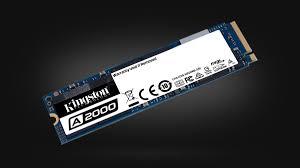 <b>Твердотельный</b> диск <b>Kingston A2000</b> 500GB – фото, технические ...