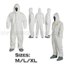 Dupont Hazmat Suits