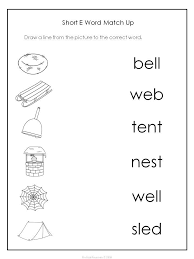 Vowel Consonant E Worksheets Worksheets for all | Download and ...