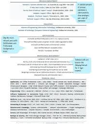 mcse resume samples example of australian resume professional resume example australian