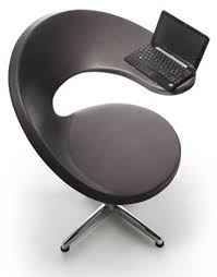 modern unique office desks. unique black office chairs design with notebook httplanewstalkcom modern desks o