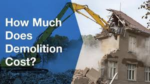 cost of house demolition in australia